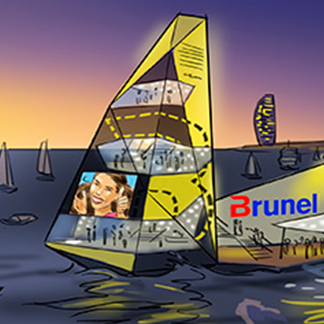 Promotional Campaign: Brunel Volvo Ocean Race