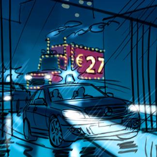 Storyboard Postcode Lottery