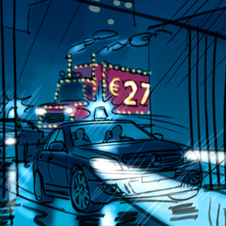 Storyboard Postcode Loterij