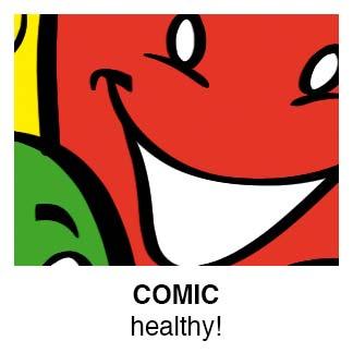 Comic Healthy!