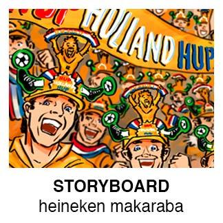 Storyboard Makaraba