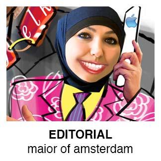 Job Cohen: Maior of Amsterdam