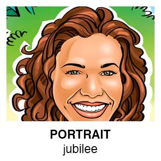 Jubilee portrait