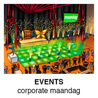 Corporate Event: Maandag