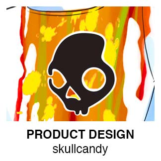 Skullcandy Product Design