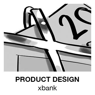 X-Bank Product Design