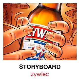 Storyboard Zywiec